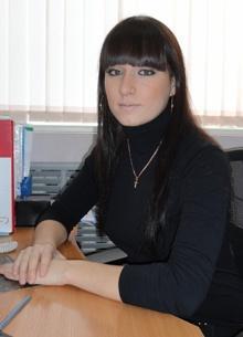 Хмелева Вероника Витальевна